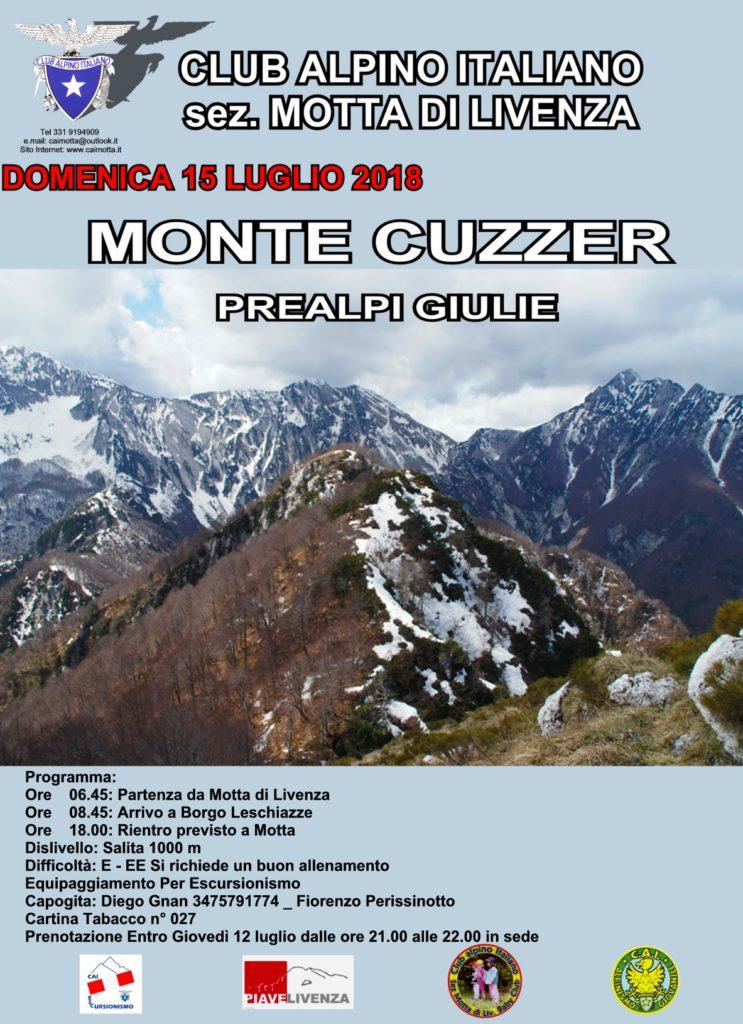 Monte Cuzzer_CAI
