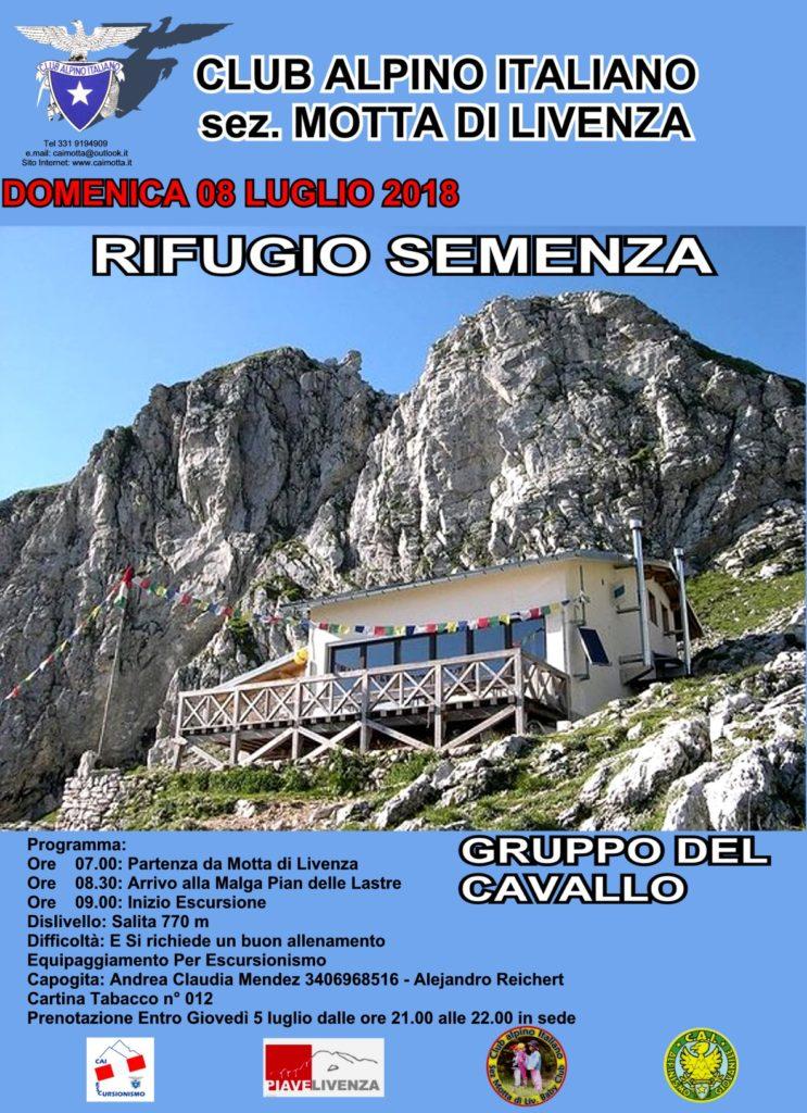 Rifugio Semenza_CAI