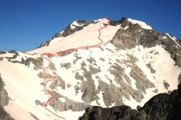 Mont Gelè - Alpi Occidentali - CAI MOTTA