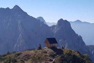 rifugio bianchi - alpi carniche - CAI MOTTA