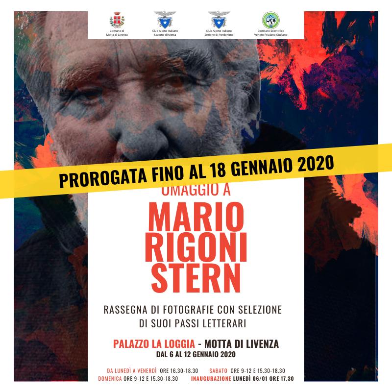 Omaggio a Mario Rigoni Stern